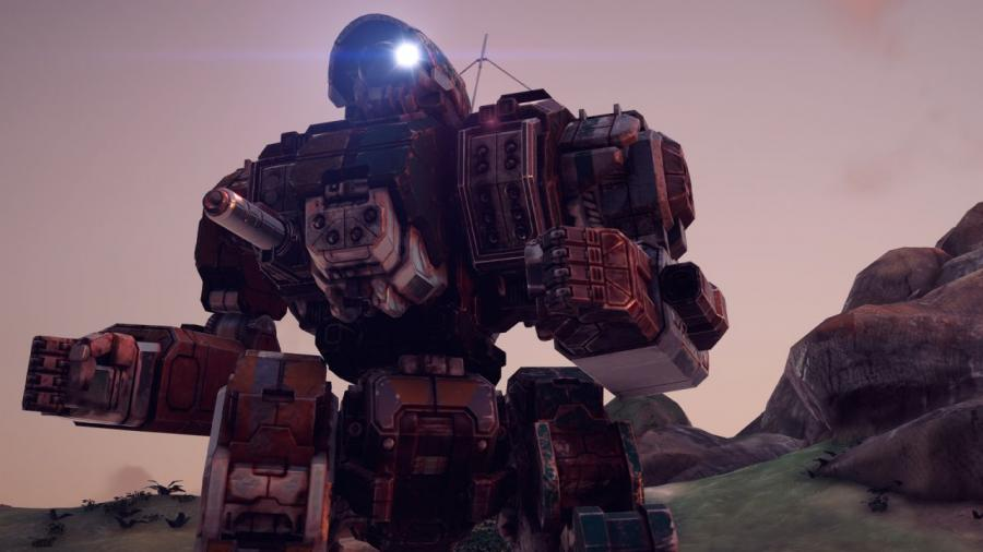 Battletech - Flashpoint (DLC) Screenshot 9
