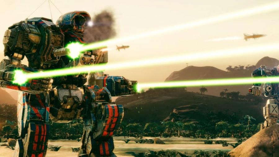 Battletech - Flashpoint (DLC) Screenshot 3