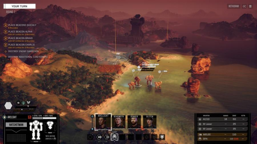 Battletech - Flashpoint (DLC) Screenshot 5