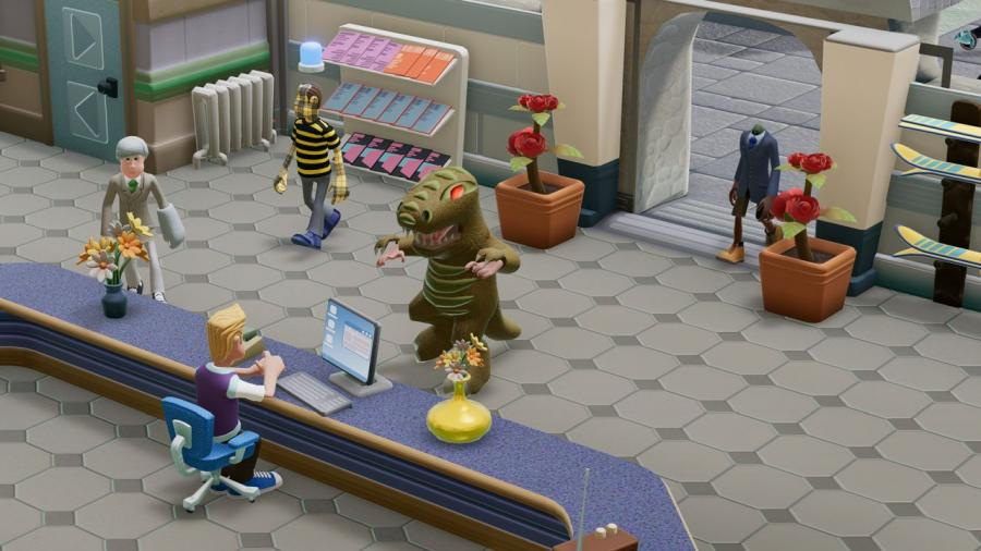 Two Point Hospital - Bigfoot (DLC) Screenshot 6