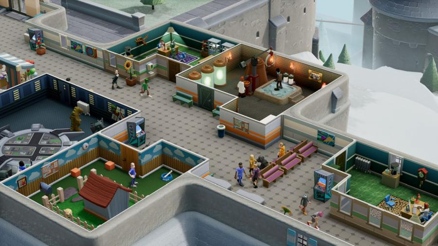 Two Point Hospital - Bigfoot (DLC) Screenshot 7