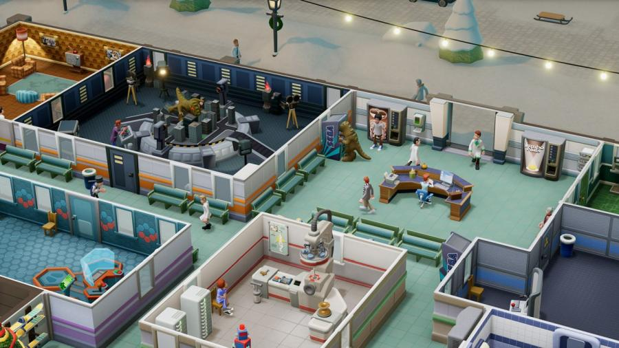 Two Point Hospital - Bigfoot (DLC) Screenshot 8