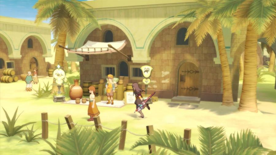 Tales of Vesperia - Definitive Edition Screenshot 2