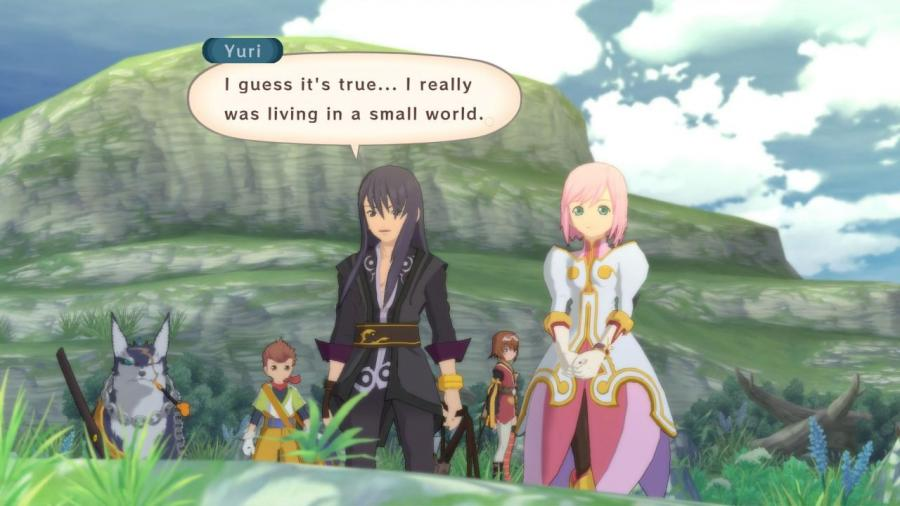 Tales of Vesperia - Definitive Edition Screenshot 1