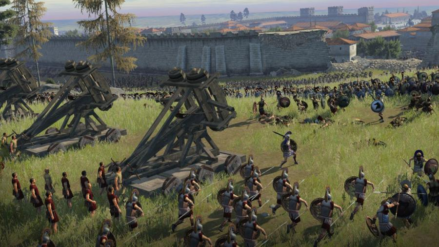 Total War Rome 2 - Rise of the Republic (DLC) Screenshot 3