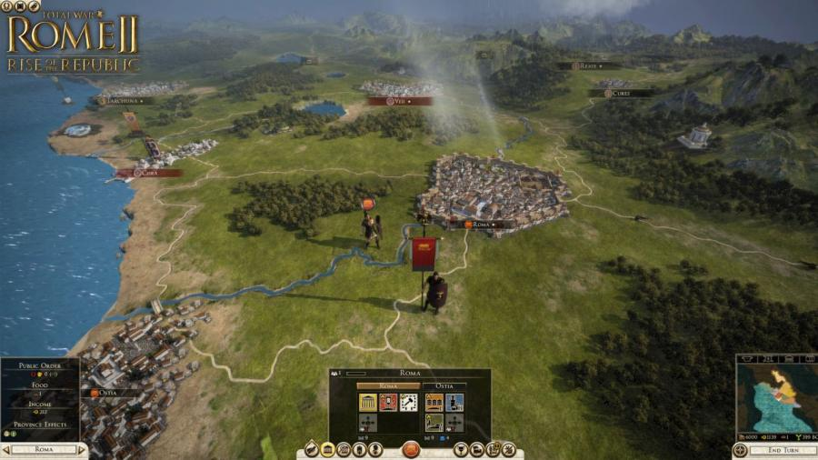 Total War Rome 2 - Rise of the Republic (DLC) Screenshot 5