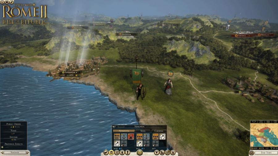 Total War Rome 2 - Rise of the Republic (DLC) Screenshot 6