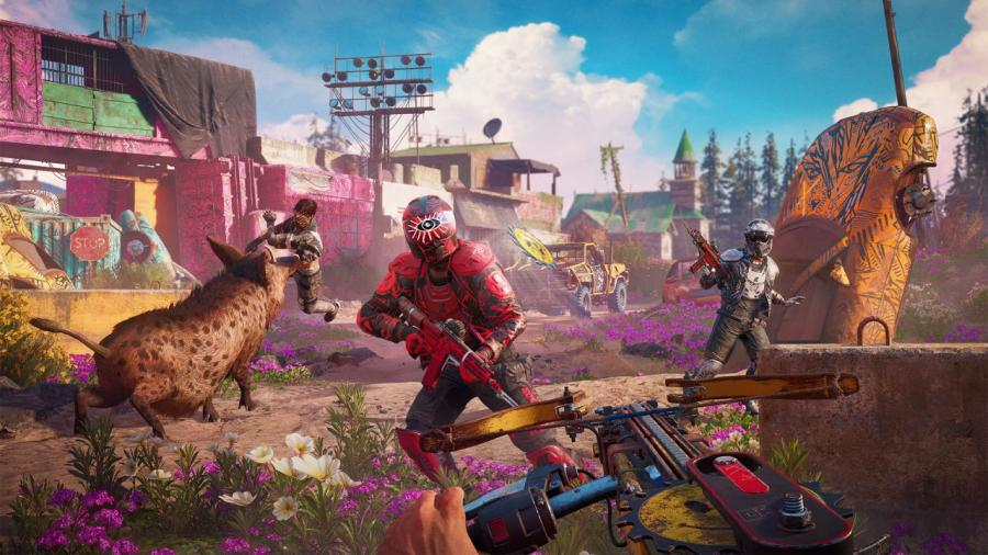 Far Cry New Dawn Screenshot 2