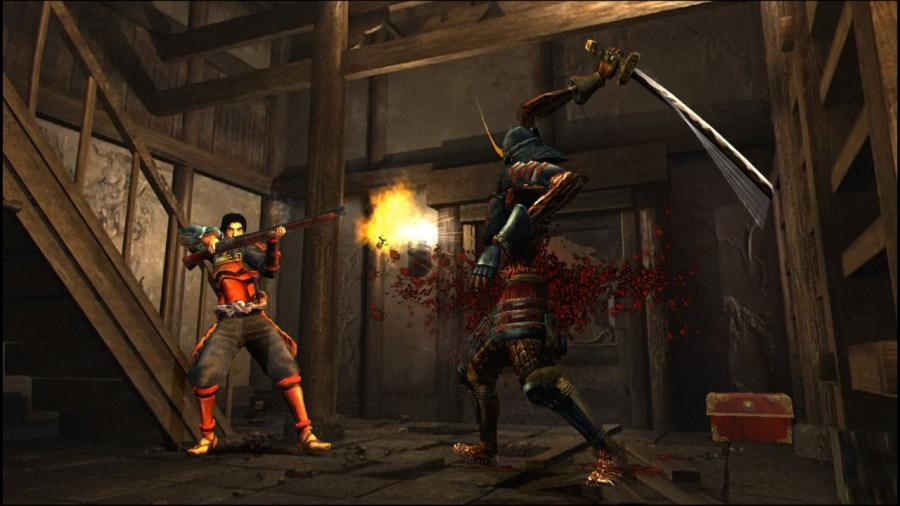 Onimusha Warlords Screenshot 2