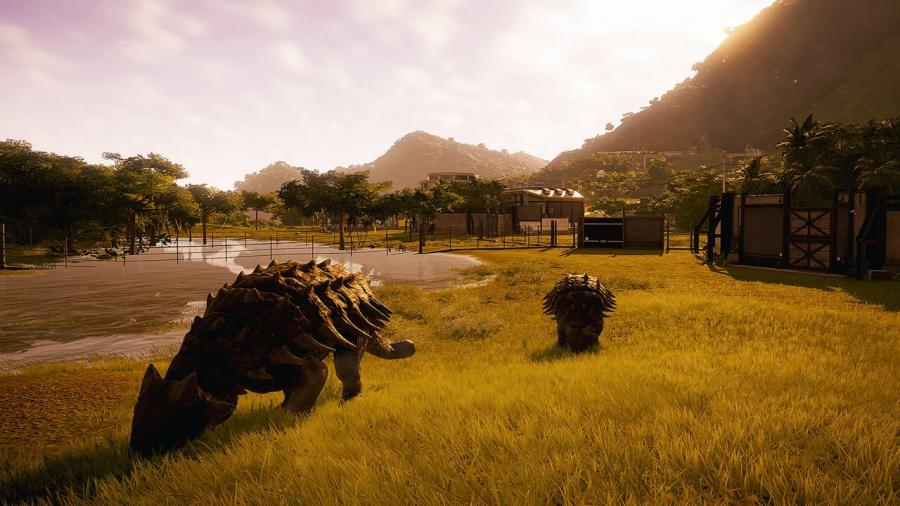 Jurassic World Evolution - Deluxe Edition Screenshot 6