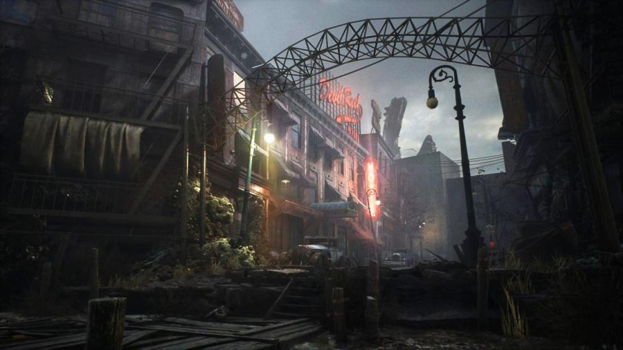 The Sinking City Screenshot 8