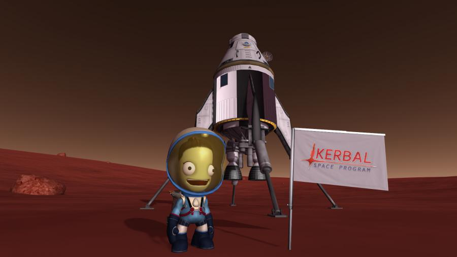 Kerbal Space Program - Making History (DLC) Screenshot 3