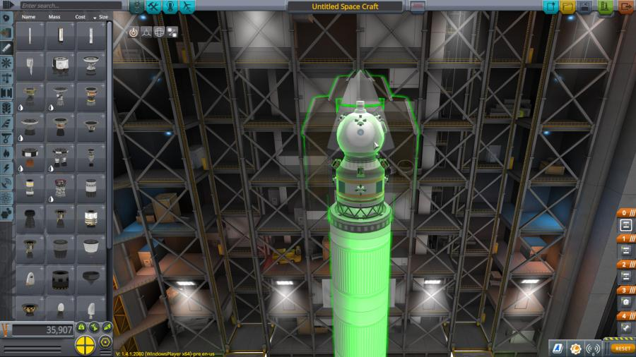 Kerbal Space Program - Making History (DLC) Screenshot 7