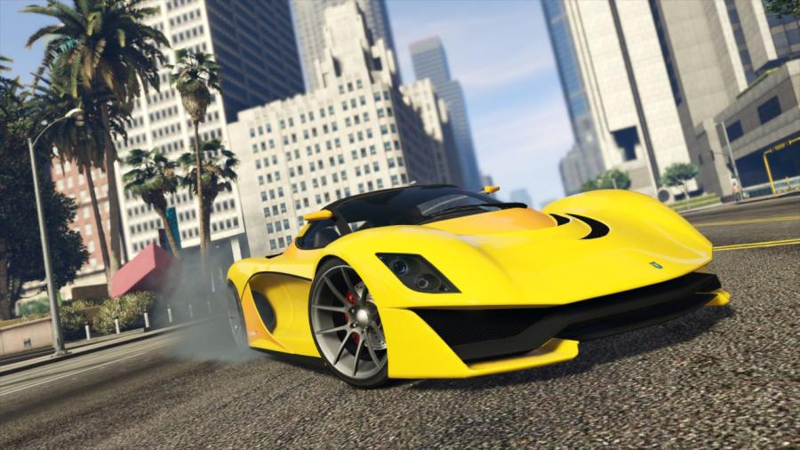 GTA 5 + Criminal Enterprise Starter Pack + Whale Shark Card Bundle Screenshot 7