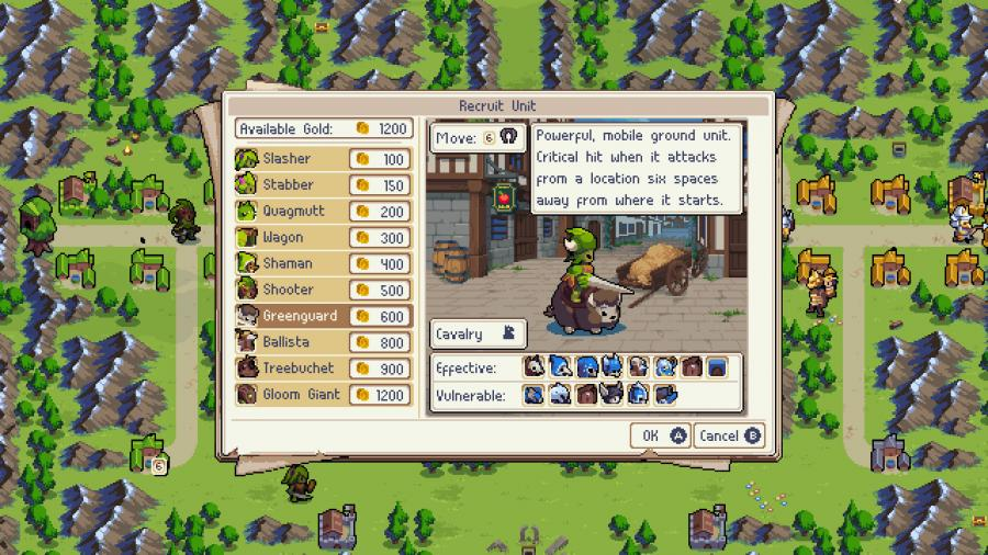 Wargroove Screenshot 8