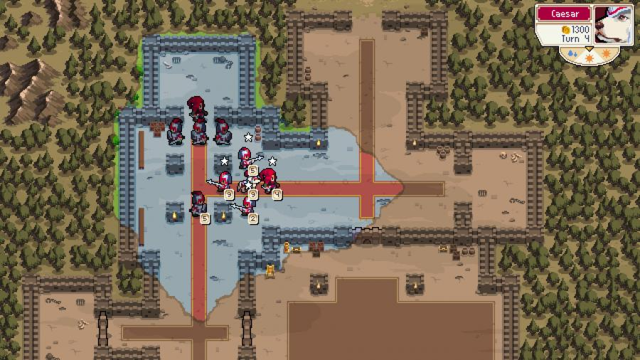 Wargroove Screenshot 6