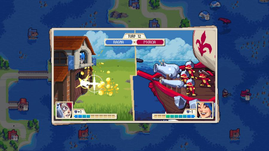 Wargroove Screenshot 7