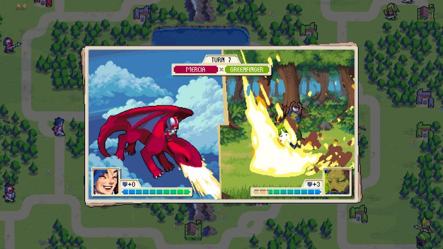 Wargroove Screenshot 3
