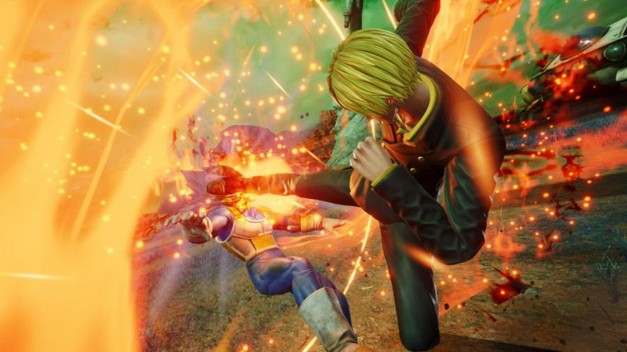 Jump Force - Deluxe Edition Screenshot 6