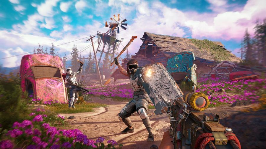 Far Cry New Dawn - Deluxe Edition (Xbox One Download Code) Screenshot 4