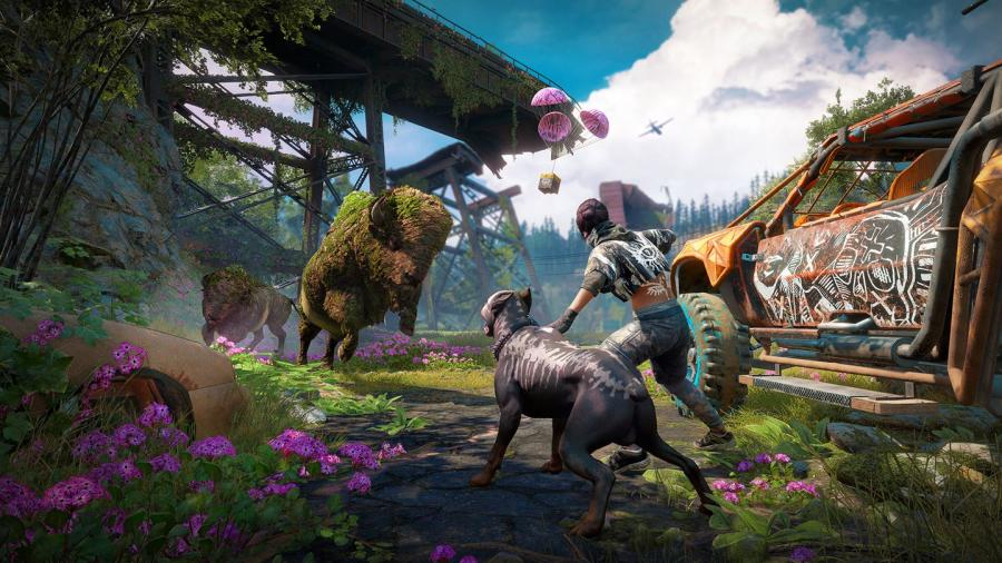 Far Cry New Dawn - Deluxe Edition (Xbox One Download Code) Screenshot 5