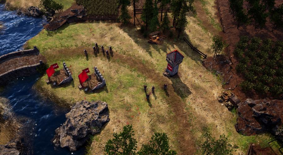 Bannermen Screenshot 4
