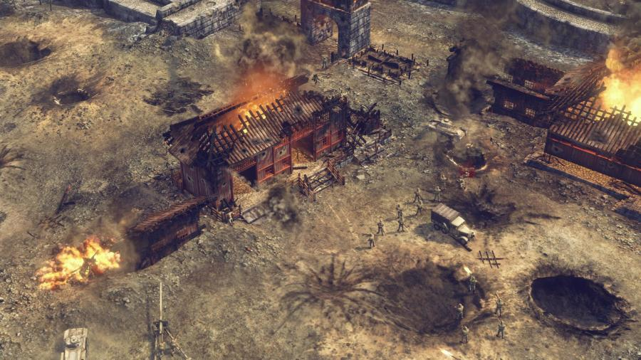 Sudden Strike 4 - The Pacific War (DLC) Screenshot 7