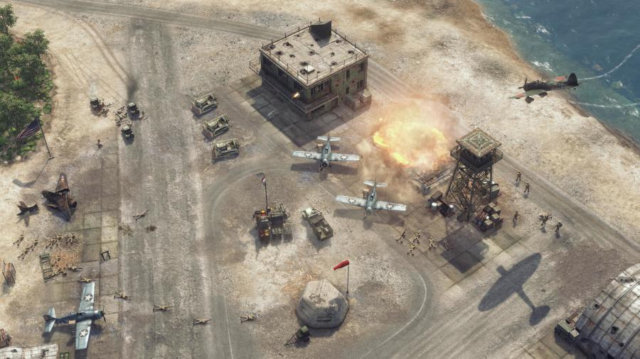 Sudden Strike 4 - The Pacific War (DLC) Screenshot 2