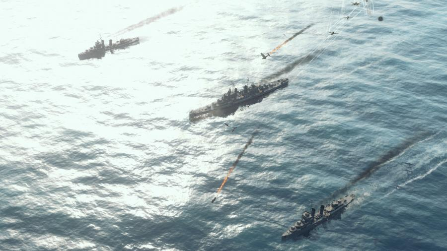 Sudden Strike 4 - The Pacific War (DLC) Screenshot 6