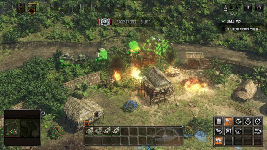 Sudden Strike 4 - The Pacific War (DLC) Screenshot 8