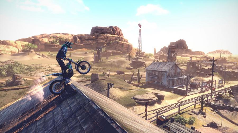 Trials Rising - Xbox One Download Code Screenshot 8