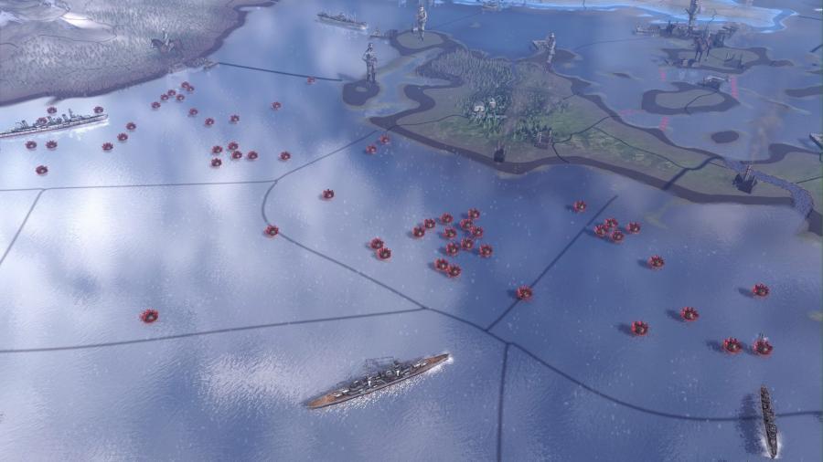 Hearts of Iron IV - Man the Guns (DLC)