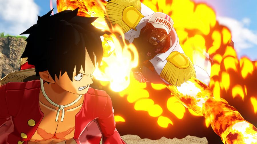 One Piece World Seeker Screenshot 4