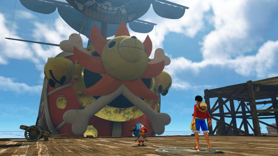 One Piece World Seeker Screenshot 5