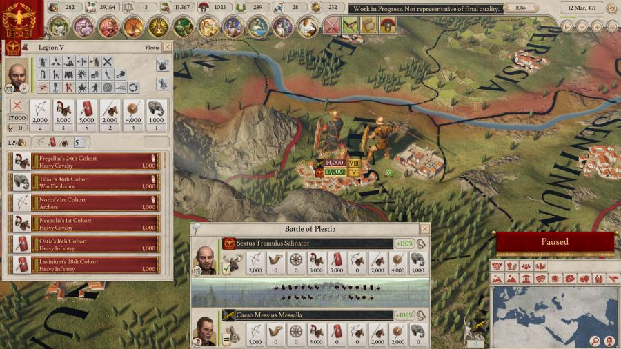 Imperator Rome Screenshot 9