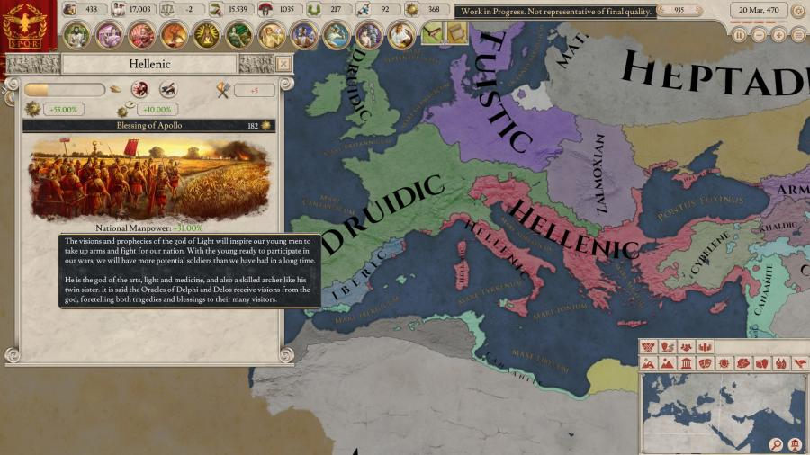 Imperator Rome Screenshot 6