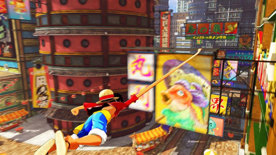 One Piece World Seeker - Deluxe Edition Screenshot 6