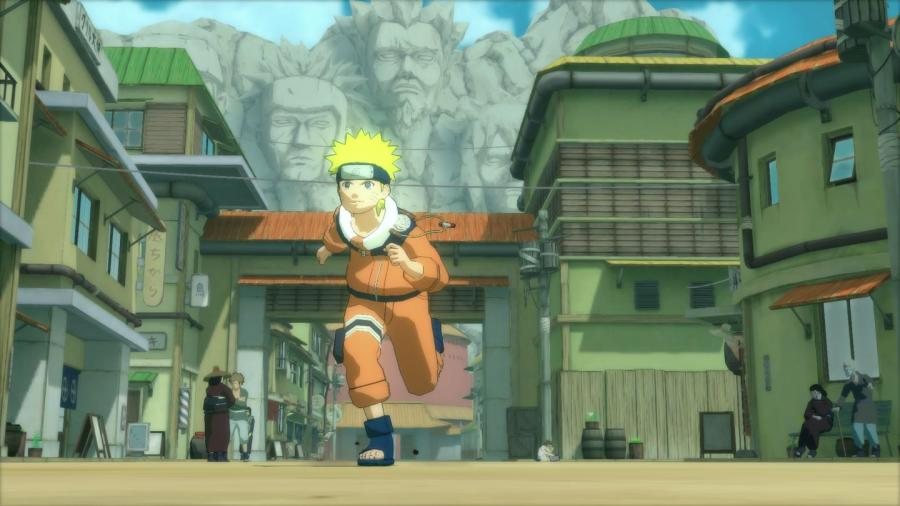 Naruto Shippuden Ultimate Ninja STORM Trilogy - Nintendo Switch Download Code Screenshot 3
