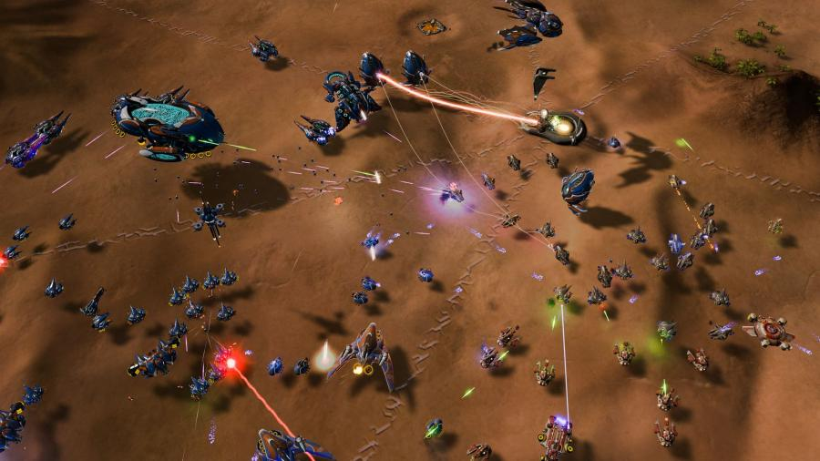 Ashes of the Singularity - Escalation Screenshot 7