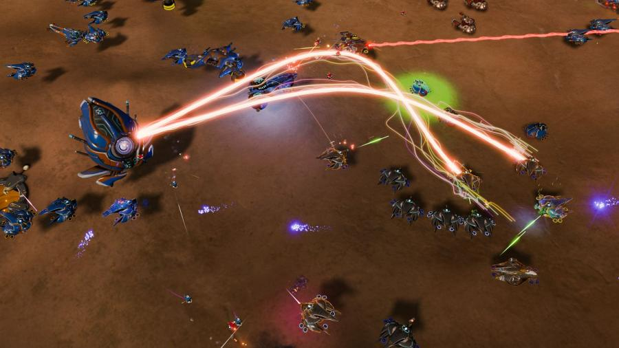 Ashes of the Singularity - Escalation Screenshot 5