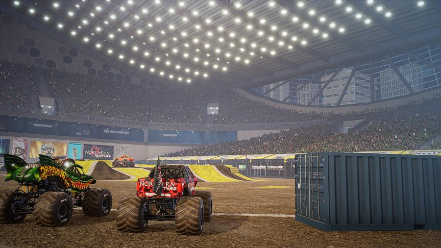 Monster Jam Steel Titans Screenshot 7