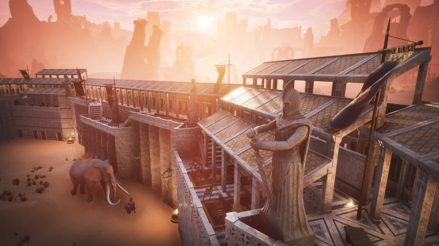 Conan Exiles - Jewel of the West Pack (DLC) Screenshot 4