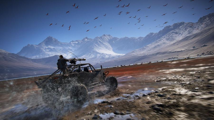 Ghost Recon Wildlands - Year 2 Gold Edition Screenshot 6