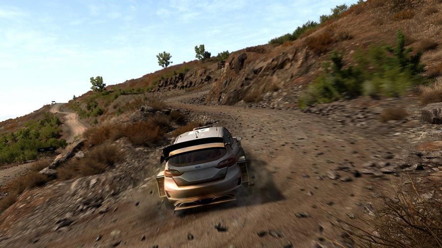 WRC 8 - FIA World Rally Championship Screenshot 5