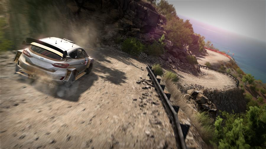 WRC 8 - FIA World Rally Championship Screenshot 2