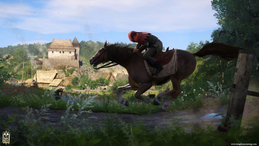 Kingdom Come Deliverance - Royal Edition Screenshot 5