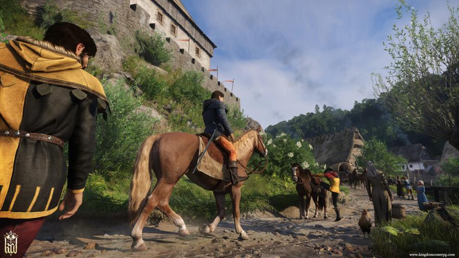 Kingdom Come Deliverance - Royal Edition Screenshot 6