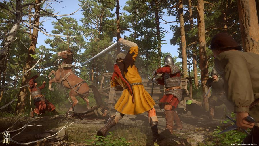 Kingdom Come Deliverance - Royal Edition Screenshot 8