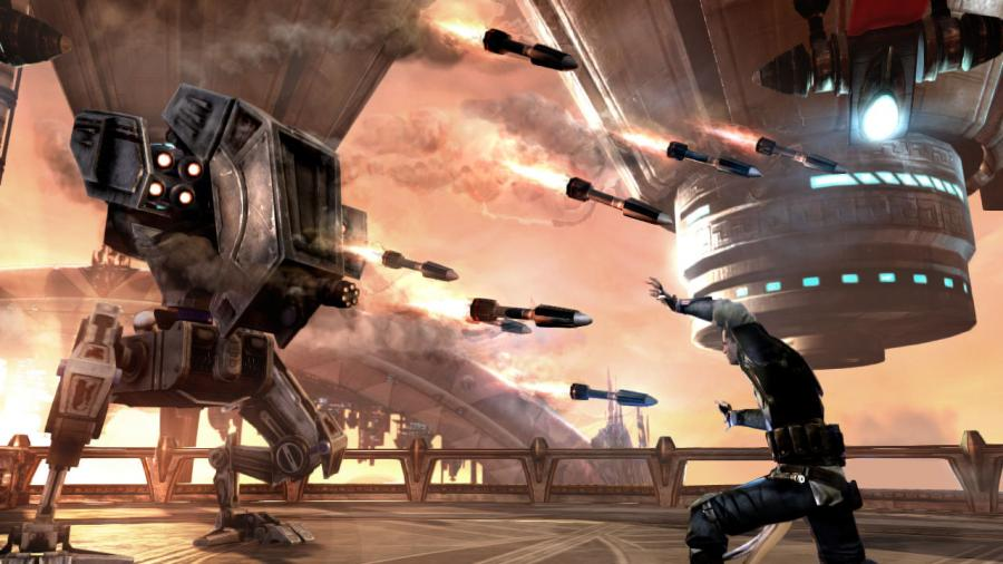 Star Wars - The Force Unleashed 2 Screenshot 6