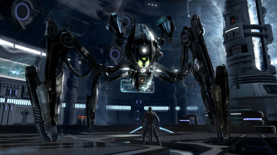 Star Wars - The Force Unleashed 2 Screenshot 5